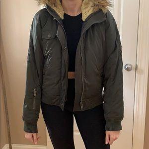 American Eagle coat